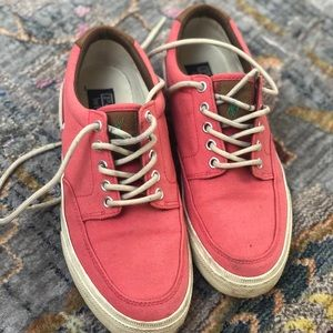 Polo Ralph Lauren Boat Shoes Pink